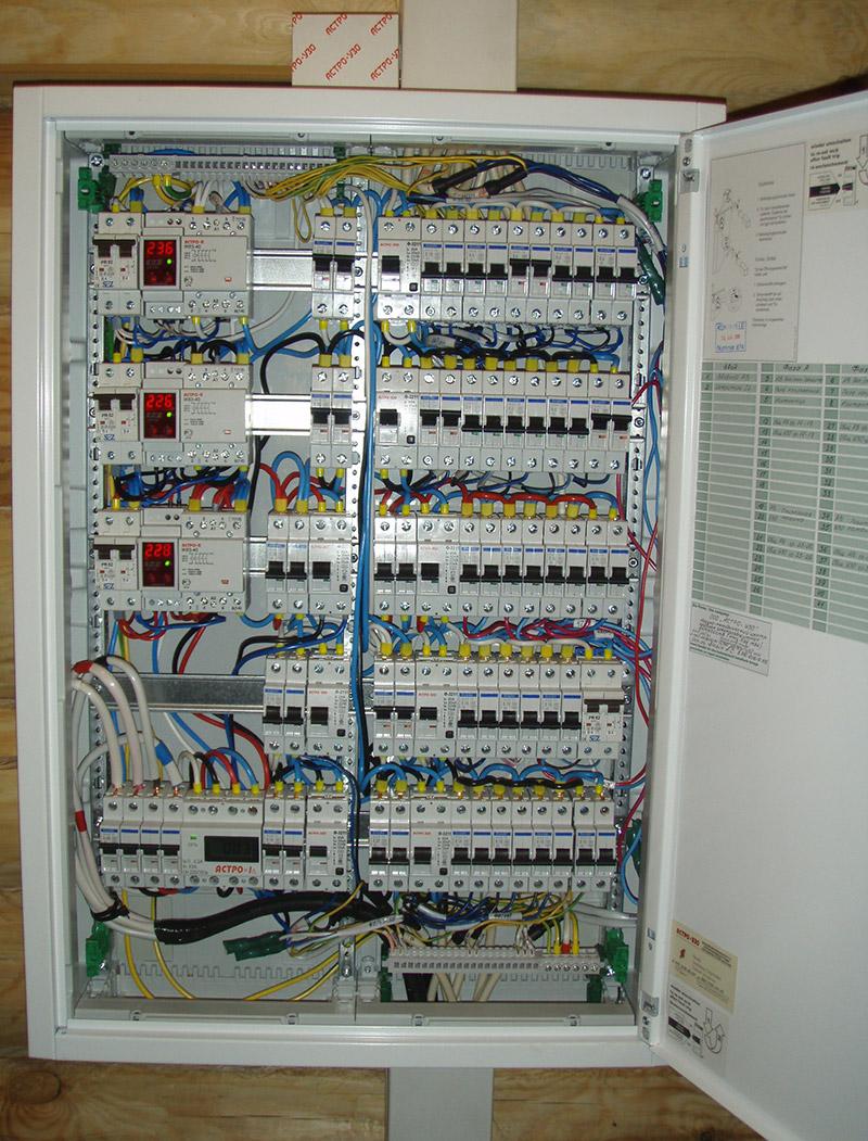 Схема электропроводки квартиры самостоятельно